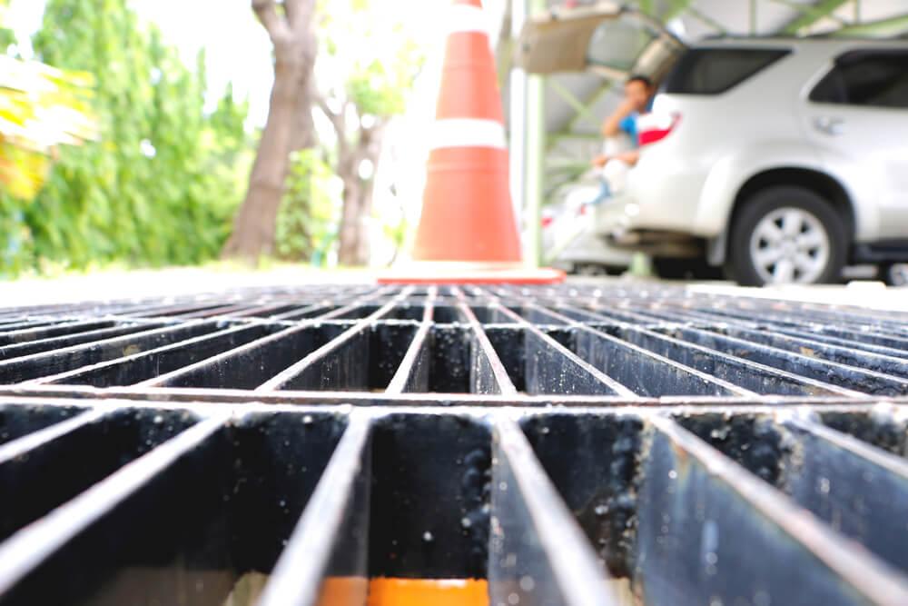 drain repair on streets in Fairfax VA