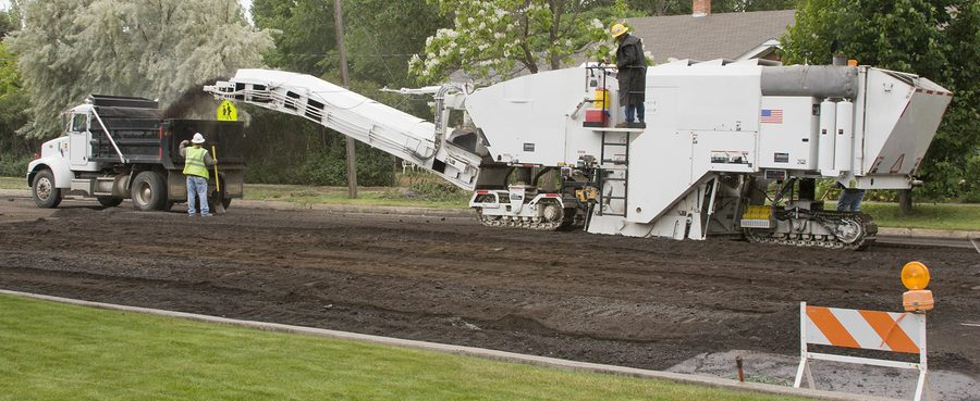 Asphalt Milling Northern Virginia