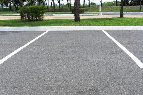 Parking Lot Striping VA