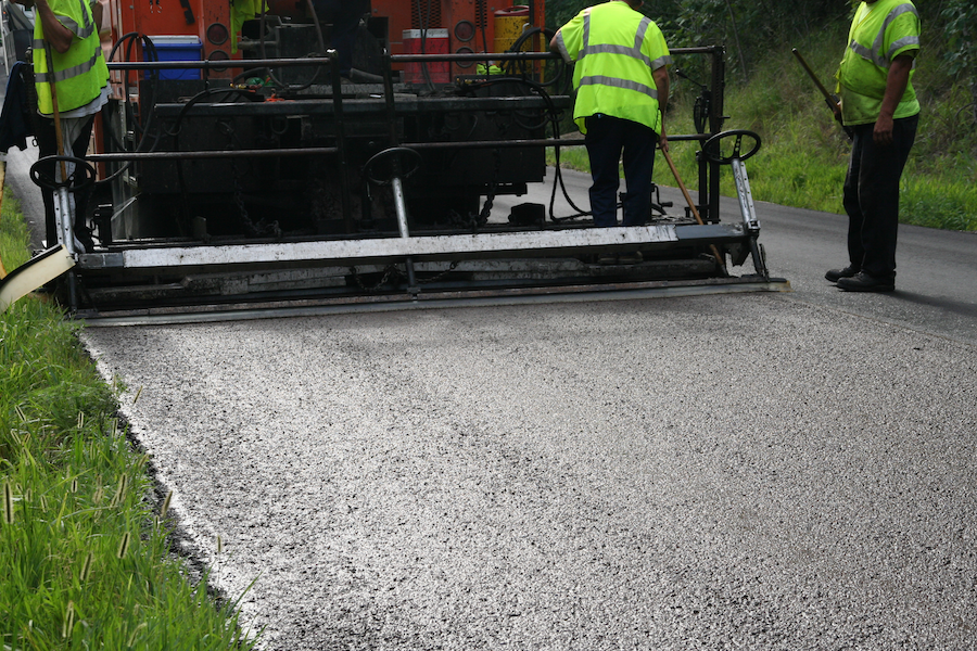 asphalt paving Arlington, VA