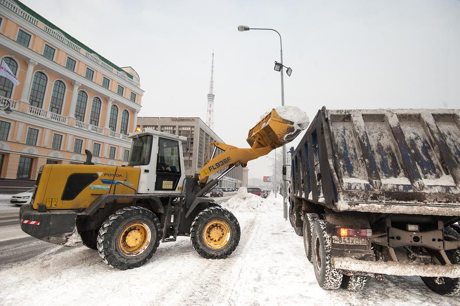 Snow Removal Fairfax