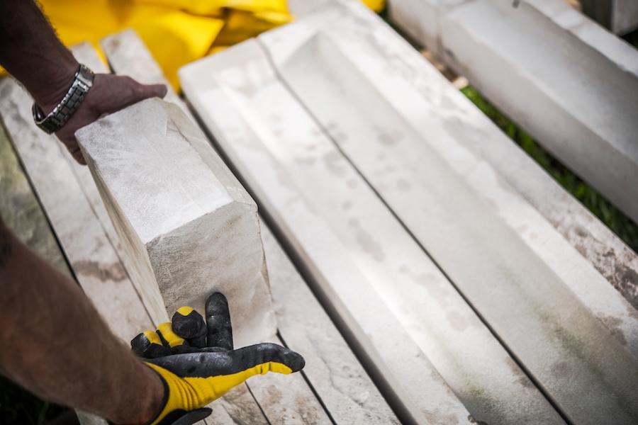 Concrete construction Arlington, VA