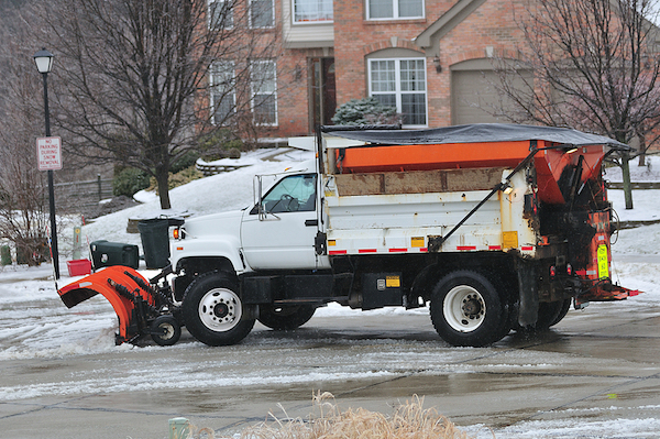 Virginia snow removal services