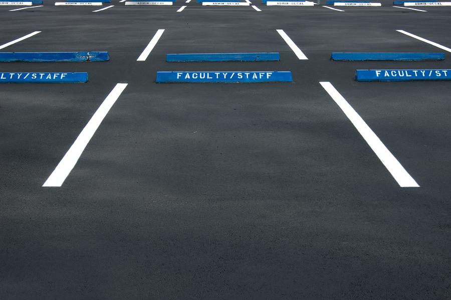 Arlington Parking Lot Striping Service