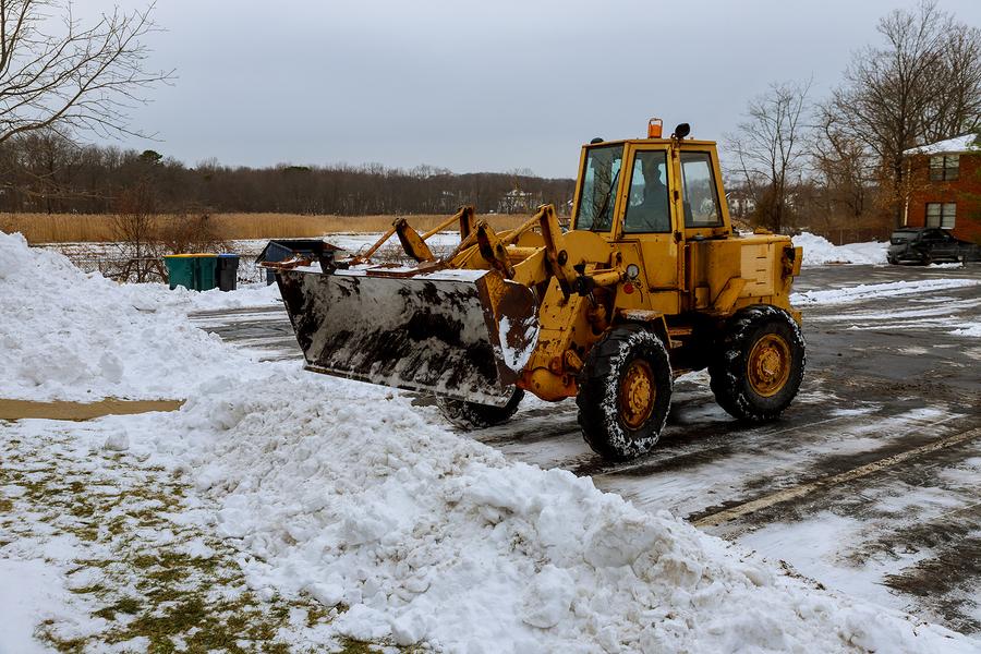 winter & seasonal effects on asphalt