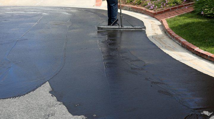asphalt sealcoating Arlington
