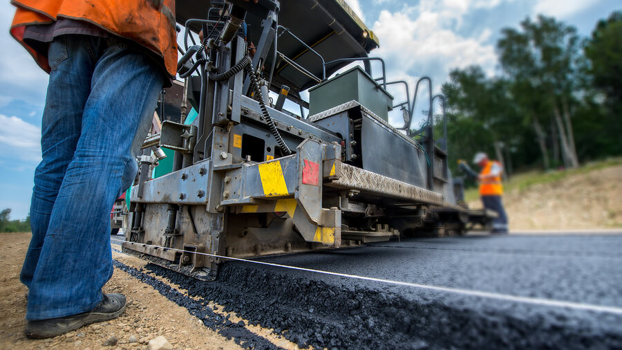 Asphalt Paving Contractors in the Baltimore Area