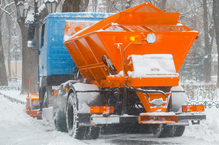 Commercial Snow Removal Baltimore