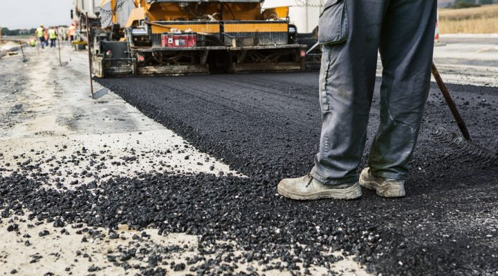 Asphalt is Ideal Paving Material