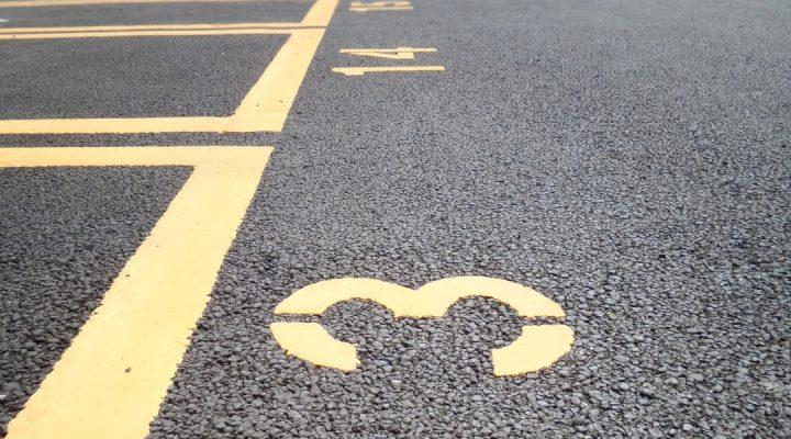 parking lot resurfacing